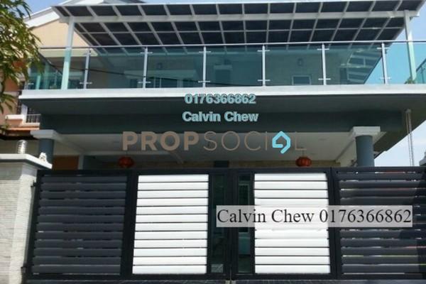 For Sale Semi-Detached at Taman Bukit Emas, Balakong Freehold Unfurnished 5R/3B 792k