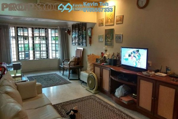 For Sale Terrace at SD3, Bandar Sri Damansara Freehold Fully Furnished 3R/2B 630k
