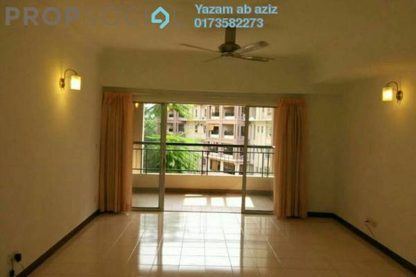 For Rent Condominium at Seri Maya, Setiawangsa Freehold Semi Furnished 0R/0B 2k