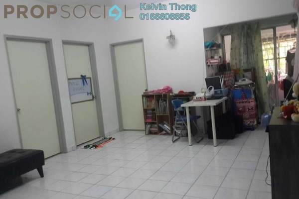For Sale Apartment at Bayu Apartment, Damansara Damai Freehold Semi Furnished 3R/2B 330k