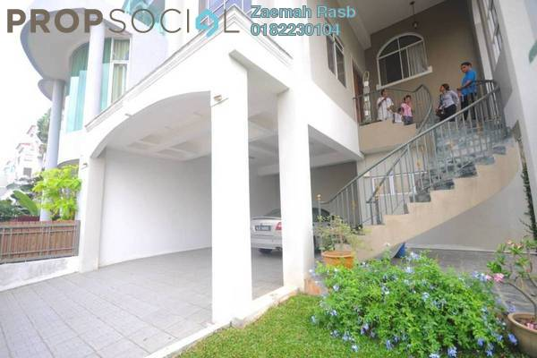 For Sale Semi-Detached at Perdana Heights, Cheras South Freehold Fully Furnished 7R/4B 1.95m
