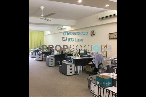 For Rent Office at One Avenue, Bandar Utama Freehold Semi Furnished 0R/0B 2.55k