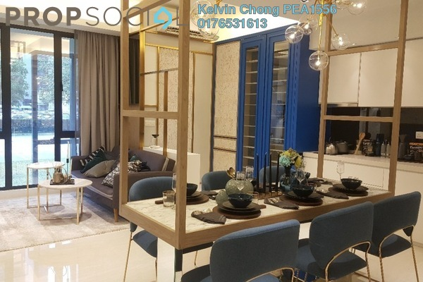 For Sale Condominium at Sentral Suites, KL Sentral Leasehold Semi Furnished 1R/1B 790k