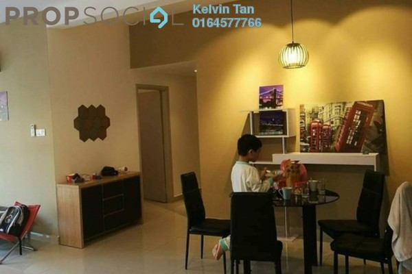 For Rent Condominium at Skycube Residence, Sungai Ara Freehold Fully Furnished 3R/2B 1.9k