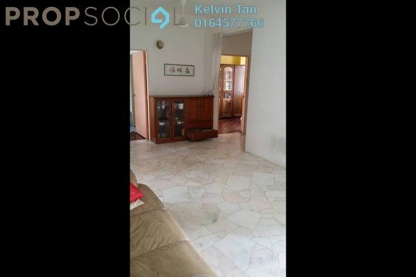 For Sale Apartment at Taman Bukit Jambul, Bukit Jambul Freehold Fully Furnished 3R/2B 288k