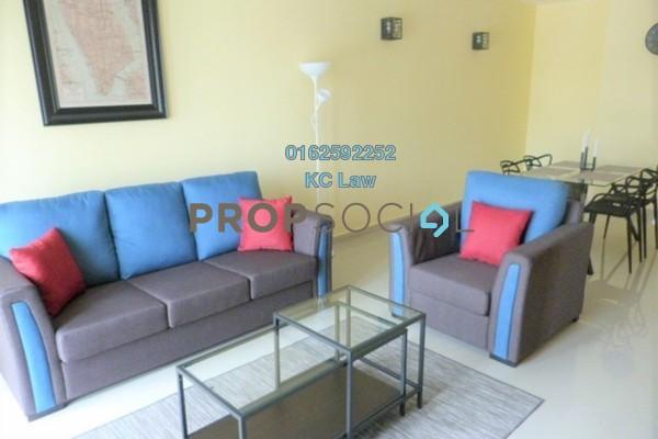 For Rent Condominium at Gaya Bangsar, Bangsar Freehold Fully Furnished 2R/2B 3.3k