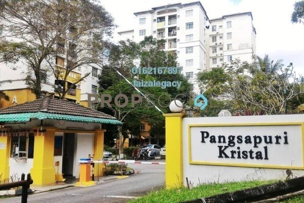 For Sale Apartment at Taman Bukit Indah, Ampang Freehold Semi Furnished 3R/2B 345k