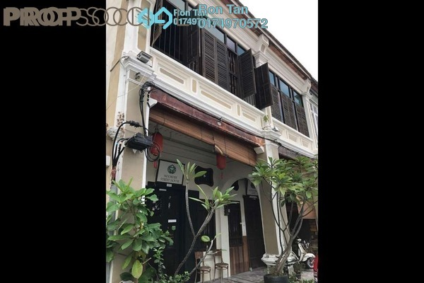 For Sale Shop at Lebuh Noordin, Georgetown Freehold Semi Furnished 10R/0B 6.5m