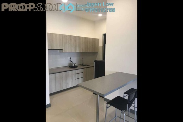 For Rent Condominium at South View, Bangsar South Freehold Semi Furnished 2R/2B 2k