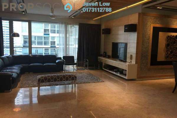 For Sale Condominium at Marc Service Residence, KLCC Freehold Fully Furnished 5R/6B 4.8m