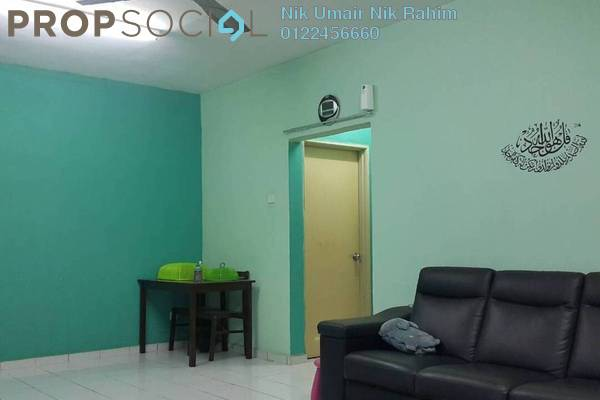 For Sale Condominium at Mawar Sari, Keramat Freehold Unfurnished 3R/2B 410k