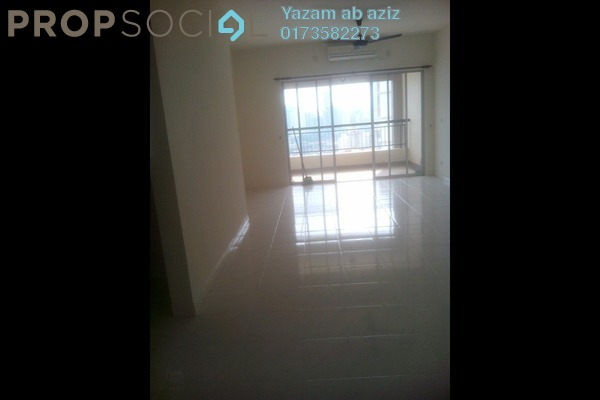For Rent Condominium at Seri Maya, Setiawangsa Freehold Semi Furnished 3R/2B 2k