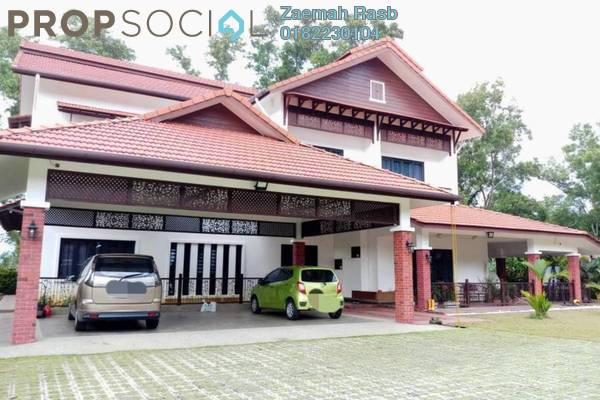 For Sale Bungalow at Taman Bukit Jaya, Bukit Antarabangsa Freehold Fully Furnished 7R/5B 4.5m