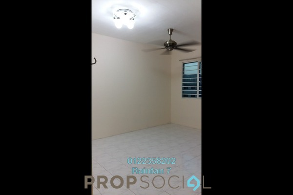For Rent Apartment at Desa Sri Puteri Apartments, Desa Petaling Freehold Semi Furnished 3R/2B 1k