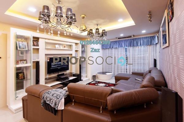 For Sale Condominium at Platinum Lake PV15, Setapak Freehold Fully Furnished 4R/2B 710k