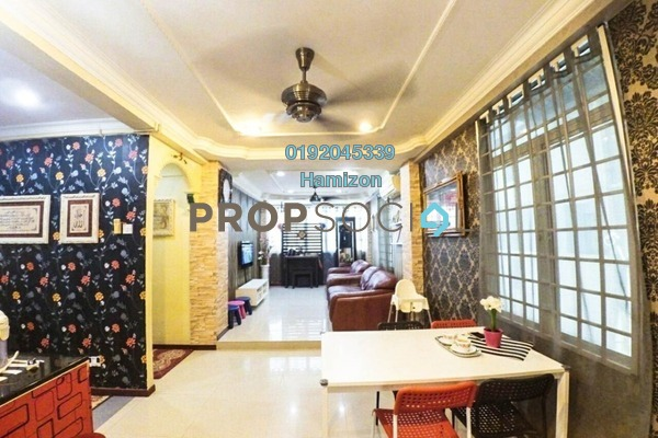 For Sale Apartment at Cheras Utama Apartment, Cheras South Freehold Fully Furnished 3R/2B 270k