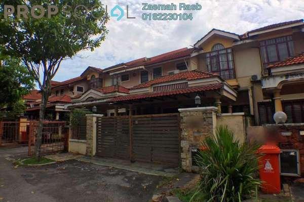 For Sale Terrace at Palm Spring, Kota Damansara Freehold Semi Furnished 5R/3B 928k