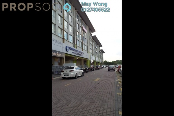 For Sale Shop at Cova Square, Kota Damansara Freehold Semi Furnished 0R/0B 680k