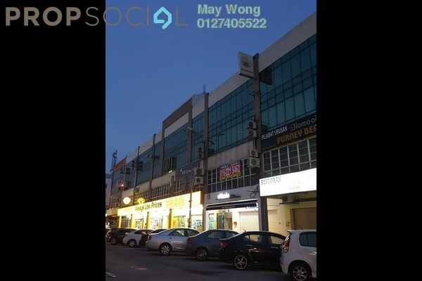 For Rent Office at Casa Puteri, Bandar Puteri Puchong Freehold Semi Furnished 0R/0B 4k