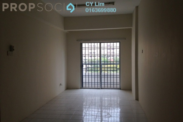 For Sale Apartment at Jalil Damai, Bukit Jalil Freehold Semi Furnished 3R/2B 380k