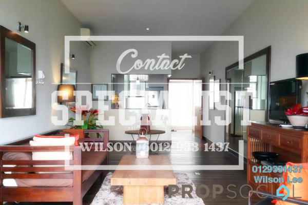 For Sale Condominium at Royal Regent, Dutamas Freehold Fully Furnished 3R/2B 750k
