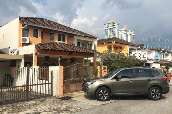 For Sale Terrace at SS22, Damansara Jaya Freehold Semi Furnished 4R/3B 1.35m