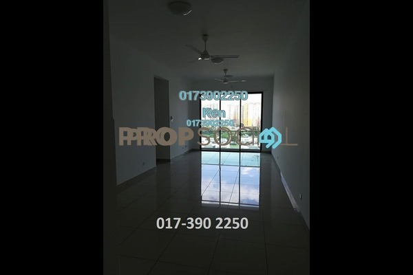 For Rent Condominium at USJ One Park, UEP Subang Jaya Freehold Semi Furnished 4R/3B 1.5k