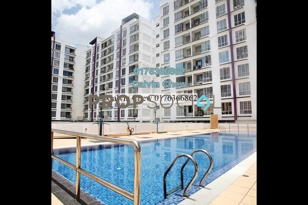 For Sale Apartment at Radius Residence, Selayang Heights Freehold Unfurnished 3R/2B 262k