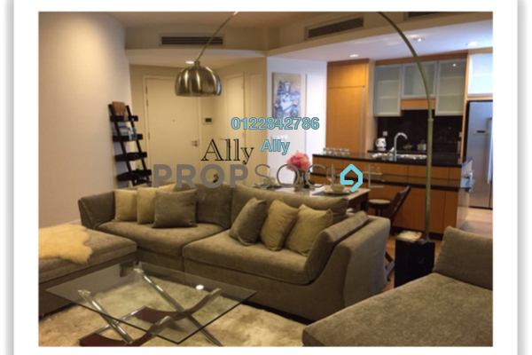 For Sale Condominium at St Mary Residences, KLCC Freehold Fully Furnished 1R/2B 1.85m