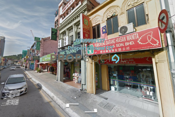For Rent Shop at Petaling Street, Pudu Freehold Unfurnished 0R/0B 13k