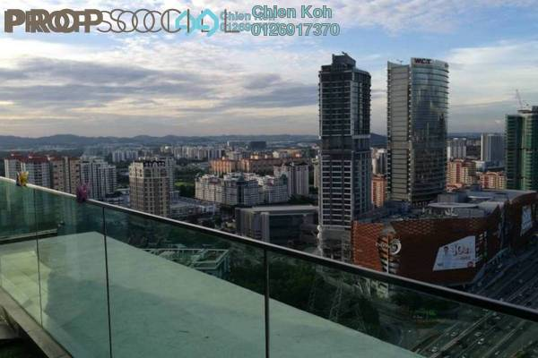 For Rent Condominium at Kelana Damansara Suite, Kelana Jaya Freehold Semi Furnished 3R/2B 2.3k