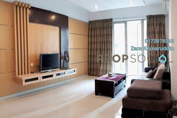 For Sale Condominium at Marc Service Residence, KLCC Freehold Fully Furnished 4R/3B 1.8m