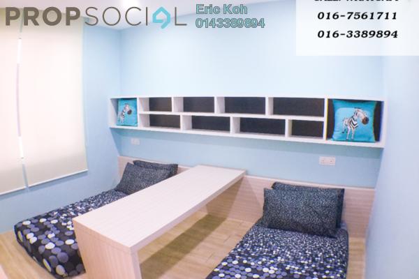 For Sale Condominium at MH Platinum Residency, Setapak Freehold Semi Furnished 3R/2B 500k