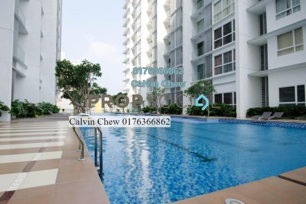 For Sale Serviced Residence at M Suites, Ampang Hilir Freehold Unfurnished 1R/2B 620k