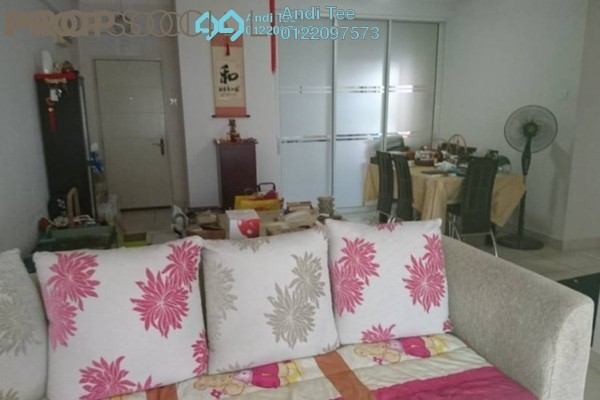 For Sale Condominium at Avilla, Bandar Puchong Jaya Freehold Semi Furnished 3R/2B 460k