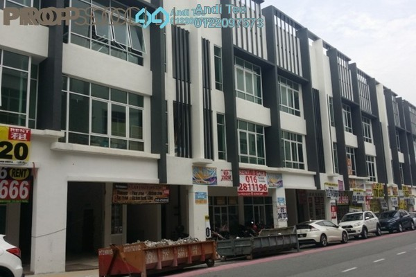 For Sale Shop at Bandar Baru Sri Petaling, Sri Petaling Freehold Unfurnished 0R/0B 5.1m