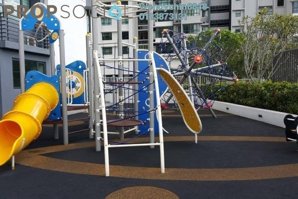 For Sale Condominium at KM1, Bukit Jalil Freehold Semi Furnished 3R/2B 950k