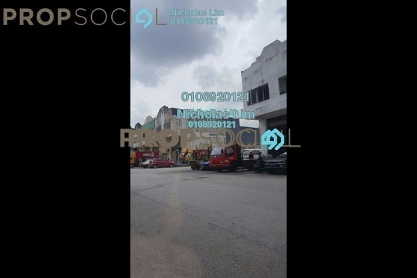 For Sale Factory at Taman Industri Selesa Jaya, Balakong Freehold Unfurnished 0R/1B 1.35m
