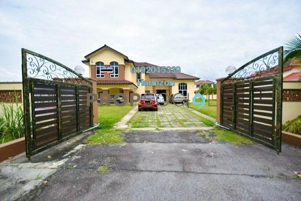 For Sale Bungalow at Bandar Tasik Kesuma, Semenyih Freehold Semi Furnished 8R/5B 1.6m