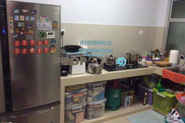 For Sale Condominium at Hijauan Puteri, Bandar Puteri Puchong Freehold Semi Furnished 3R/2B 485k