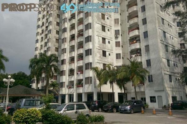 For Rent Condominium at Mewah Court, Kajang Freehold Semi Furnished 3R/2B 1.1k