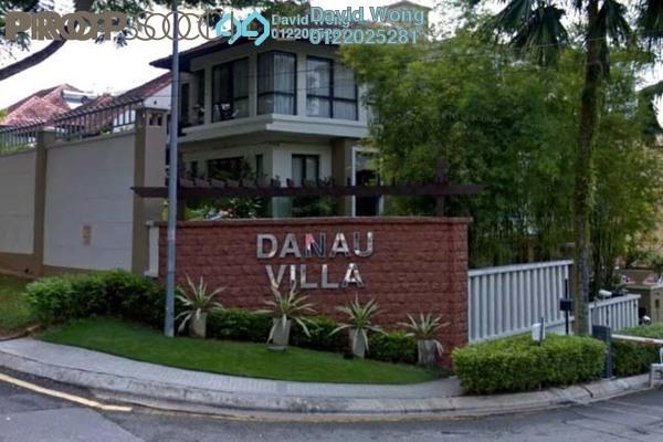 For Sale Semi-Detached at Danau Villa, Taman Desa Freehold Semi Furnished 6R/4B 2.4m
