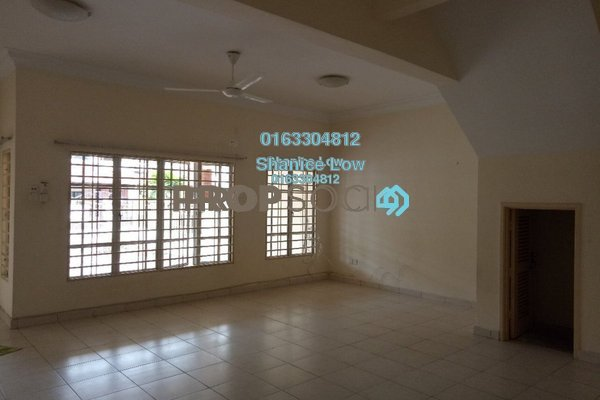 For Rent Terrace at Puteri 12, Bandar Puteri Puchong Freehold Unfurnished 4R/3B 1.5k