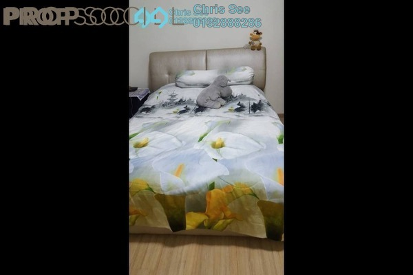 For Sale Condominium at Putra One, Bukit Rahman Putra Freehold Fully Furnished 3R/2B 720k