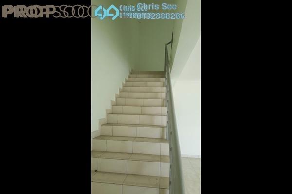 For Sale Terrace at Ixora Residences, Bandar Seri Coalfields Freehold Unfurnished 4R/4B 680k