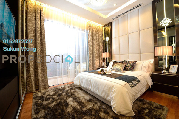 For Rent Condominium at Dorsett Residences, Bukit Bintang Freehold Fully Furnished 2R/2B 5.5k