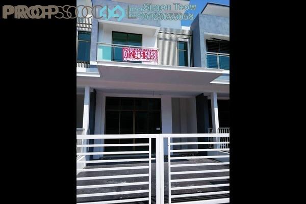 For Sale Terrace at KS Botanic, Kuala Selangor Freehold Unfurnished 5R/3B 618k