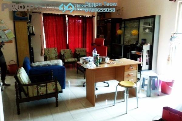 For Sale Terrace at Taman Pinggiran Putra, Bandar Putra Permai Leasehold Semi Furnished 5R/3B 695k