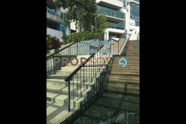 For Rent Condominium at Surian Residences, Mutiara Damansara Freehold Semi Furnished 1R/1B 2.3k
