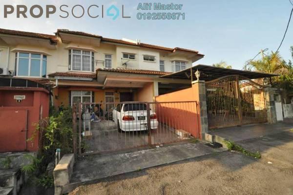For Sale Terrace at Section 2, Bandar Mahkota Cheras Freehold Unfurnished 4R/3B 535k